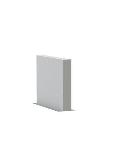 Fiberglas Wände Länge 1m (weitere Größen)