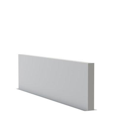 Fiberglas Wände Länge 4m (weitere Größen)