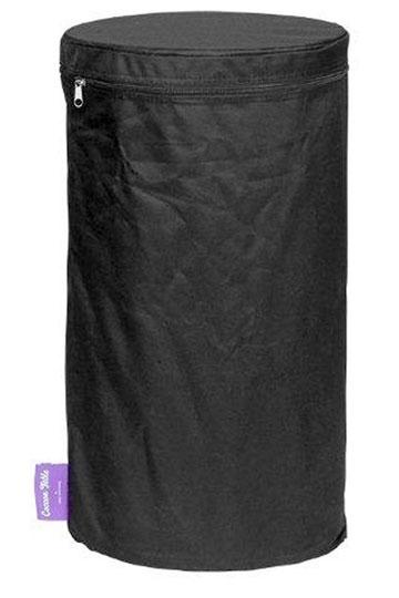 PVC COVER LPG TANK (10,5 KG) SCHWARZ