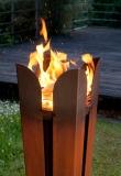 Keilbach Feuerstelle fuji-flame