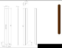 PKC1 (25pcs) (steel)