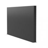 Aluminiumwände Länge 4m (weitere Größen)