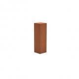 Cortenstahl Sockel CK10 300x300x1000mm