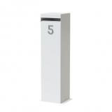Briefkasten Hacon Aluminium HAA1