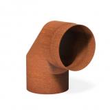 Ofenrohr Steel 2mm BAC11.200 Flue 90° Steel 2mm