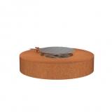 Feuer Tisch VLS1+ Grill 600 1250x280 mm