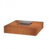 Feuer Tisch VLS3+ Grill 400 1200x1200x280 mm