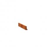 Stützmauern aus Cortenstahl 1000x50x200 mm