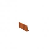 Stützmauern aus Cortenstahl 1000x50x300 mm