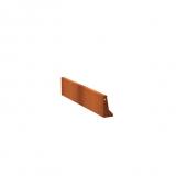 Stützmauern aus Cortenstahl 1500x50x300 mm