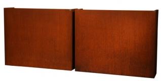 Metalltrockenmauer 1510