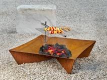 Keilbach Feuerschale fluxus